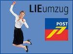 LIEumzug / Liechtensteinische Post AG